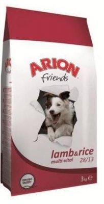 Arion Friends Lamb&Rice Multi-Vital 28/13