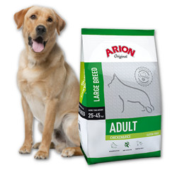 Arion Original Adult Large Breed Chicken&Rice