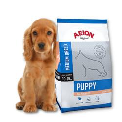 Arion Original Puppy Medium Breed Salmon&Rice