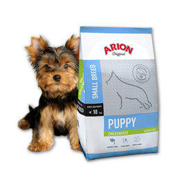 Arion Original Puppy Small Breed Chicken&Rice