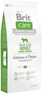 Brit Care Grain-Free Adult Large Breed Salmon&Potato