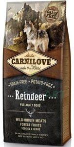 Carnilove Reindeer for Adult
