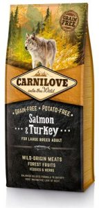 Carnilove Salmon&Turkey for Large Breed Adult