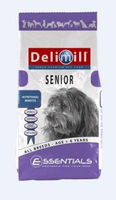 Delimill Essentials All Breed Senior Chicken&Rice