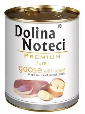 Dolina Noteci Premium Pure gęś z jabłkiem
