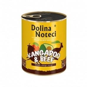Dolina Noteci Premium Superfood kangur i wołowina