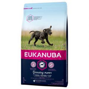 Eukanuba Growing Puppy Large Breed kurczak