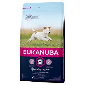 Eukanuba Growing Puppy Small Breed kurczak