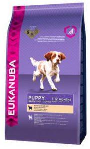 Eukanuba Puppy&Junior Lamb&Rice All Breeds