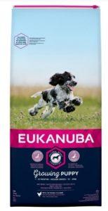 Eukanuba Puppy&Junior Medium Breed