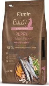 Fitmin Purity Puppy Grainfree Fish