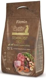 Fitmin Purity Semimoist Rabbit Lamb&rice