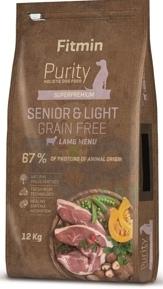 Fitmin Purity Senior Grainfree Light Lamb