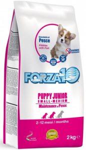 Forza10 Puppy Junior Z RybĄ Dla SzczeniĄt MaŁych I Średnich Rasy