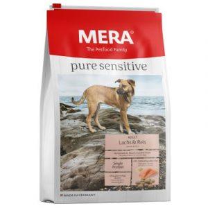 Mera pure sensitive łosoś i ryż