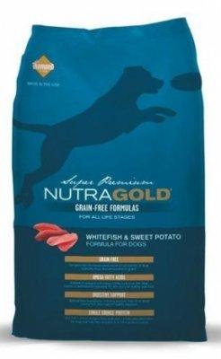 Nutra Gold Grain Free WhiteFish&Sweet Potato