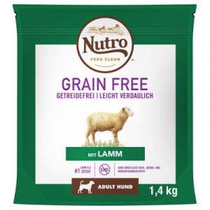 Nutro Grain Free Adult jagnięcina