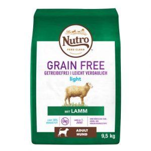 Nutro Grain Free Adult Light jagnięcina