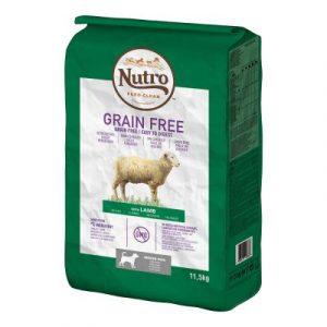 Nutro Grain Free Senior jagnięcina