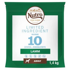 Nutro Limited Ingredient Adult jagnięcina