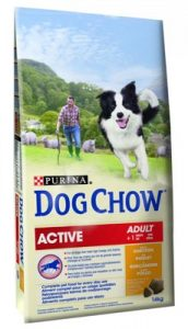 Purina Dog Chow Adult Active Chicken