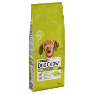 Purina Dog Chow Adult Lamb jagnięcina