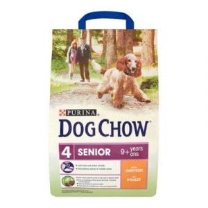 Purina Dog Chow Senior Chicken
