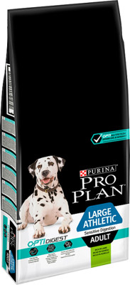 Purina Pro Plan Large Adult Athletic Optidigest jagnięcina i ryż