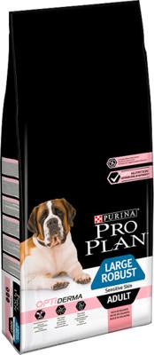 Purina Pro Plan Large Adult Robust Optiderma łosoś i ryż