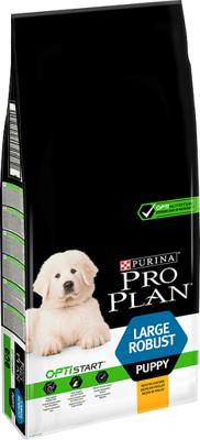 Purina Pro Plan Large Puppy Robust Optistart kurczak i ryż