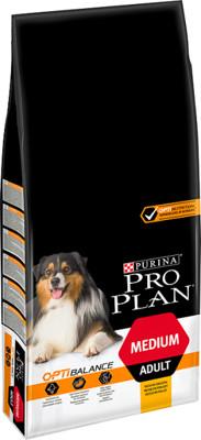 Purina Pro Plan Medium Adult Optibalance kurczak i ryż