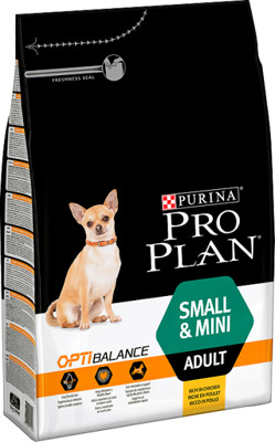 Purina Pro Plan Small&Mini Adult Optibalance