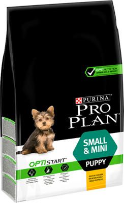 Purina Pro Plan Small&Mini Puppy Optistart kurczak i ryż