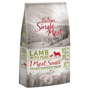 Purizon Single Meat Adult jagnięcina z grochem