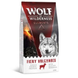 "Wolf of Wilderness ""Fiery Volcanoes"" jagnięcina"