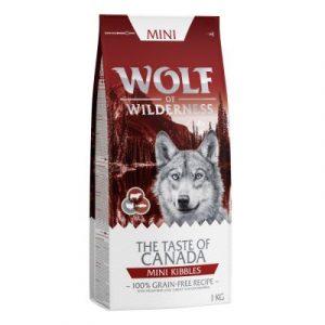 Wolf of Wilderness Mini