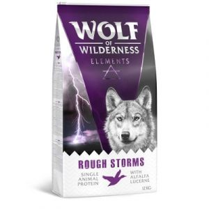 "Wolf of Wilderness ""Rough Storms"" kaczka"