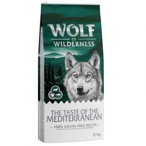 """Wolf of Wilderness """"The Taste Of The Mediterranean"""""""