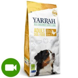 Yarrah Bio Adult z biokurczakiem