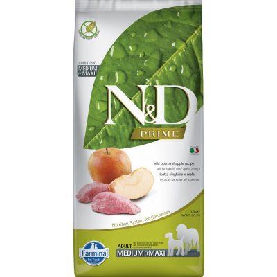 Farmina N&D Prime Boar & Apple Adult